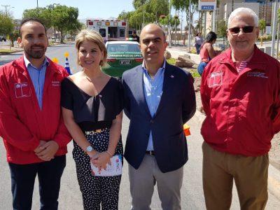 Director Nacional visita la Región de Atacama y realiza operativo Tolerancia Cero