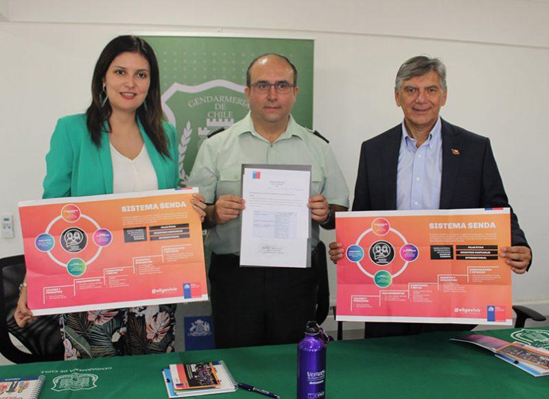 En Arica: Gendarmería reafirma su compromiso con la Prevención