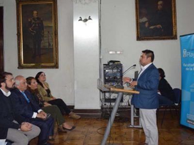 Advierten sobre consumo problemático de drogas entre menores de 10 años en seminario realizado en la UPLA de Valparaíso
