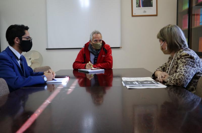 SENDA se reúne con SLEP Atacama y crea alianza colaborativa que reforzará mensaje preventivo en la educación pública