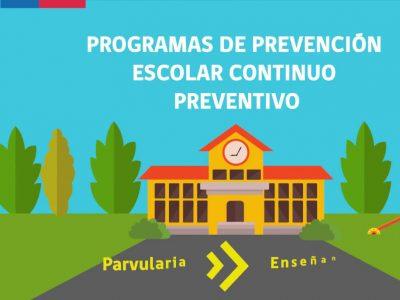 Profesionales de la educación son capacitados en temáticas de Prevención y Bienestar Docente en Quintero