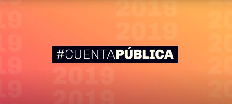 DIRECTOR NACIONAL REALIZA CUENTA PÚBLICA PARTICIPATIVA SOBRE GESTIÓN 2019