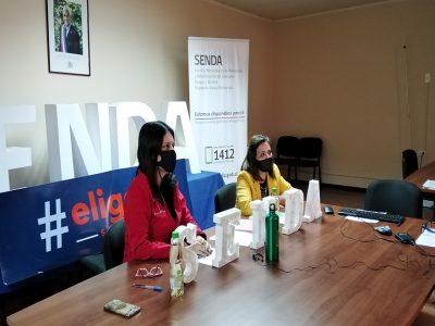 En el mes de la Prevención: SENDA Arica y Parinacota presentó cápsulas audiovisuales para prevenir en el hogar