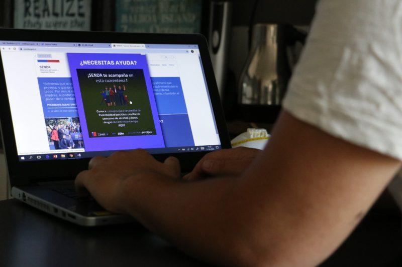 Encuesta SENDA: En Valparaíso un 38,8% de quienes consumen alcohol han disminuido su uso durante la pandemia