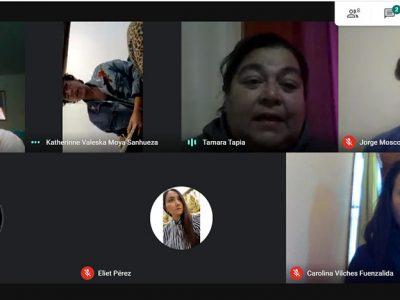 SENDA Previene Petorca  profundiza su labor preventiva  con la comunidad educativa participando en el  Plan Piloto Ambiental de Pedegua