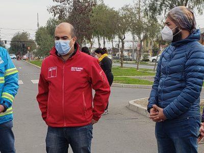 DE FORMA EXITOSA SE COMPLETA LA SEGUNDA ETAPA DE ENTREGA DE CAJAS DE ALIMENTOS EN LA PINTANA
