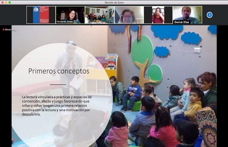 Seremi de las Culturas, las Artes y el Patrimonio y SENDA O'Higgins realizarán taller de lectura de estimulación temprana a usuarias de centro de tratamiento