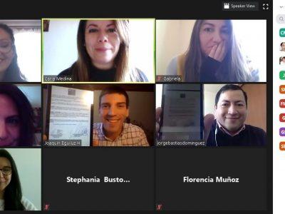 Senda y Fosis Biobío firman convenio de colaboración