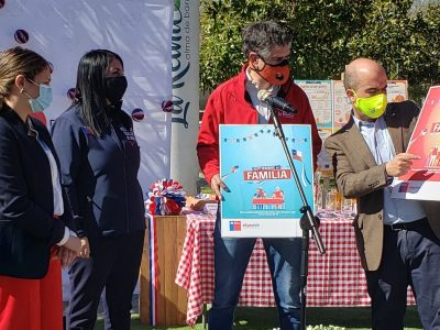 GOBIERNO LANZA INICIATIVAS PARA PASAR UN 18 SANO, SALUDABLE Y EN FAMILIA