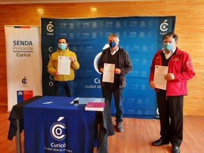 """Empresa de transportes de Curicó implementará programa """"Trabajar con Calidad de Vida"""""""