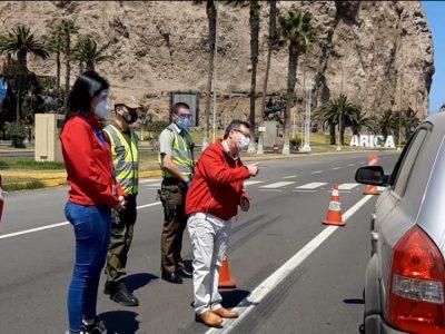 En Arica: Cifras revelan responsabilidad en los conductores durante Fiestas Patrias