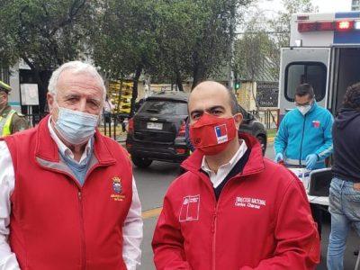 DIRECTOR NACIONAL ENCABEZA FISCALIZACIÓN TOLERANCIA CERO EN ZONAS DE ALTA AFLUENCIA