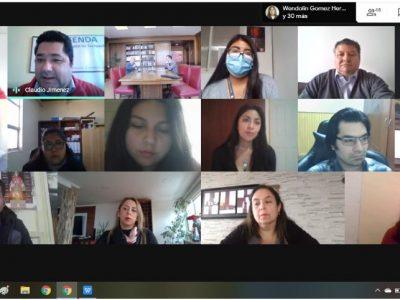 SENDA y CONADI intercambian oferta programática en prevención de drogas e interculturalidad en Tarapacá