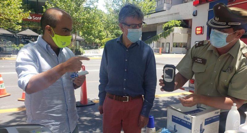 DIRECTOR NACIONAL REFUERZA OPERATIVOS MULTIDISCIPLINARIOS PARA FIN DE AÑO