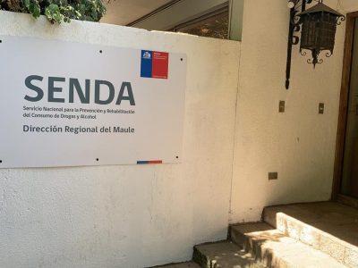SENDA Maule tiene nuevas oficinas regionales en Talca