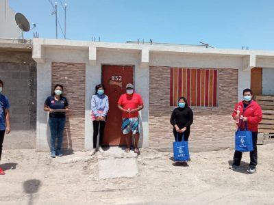 SENDA Tarapacá destaca a estudiantes de Pozo Almonte por participar en talleres de prevención y cómics