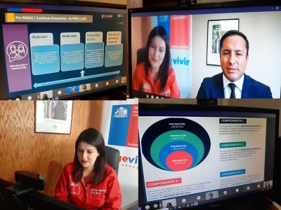 Arica: SENDA presenta la estrategia de prevención escolar Prepara2