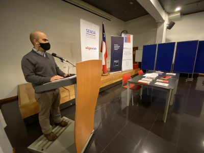 Director Nacional del SENDA firma convenio de colaboración con Biblioteca  Regional