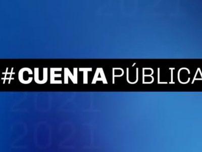 DIRECTOR NACIONAL REALIZA CUENTA PÚBLICA 2021