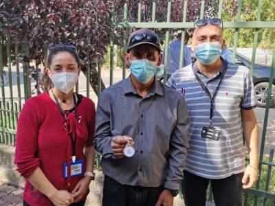 Usuario de programa de tratamiento de SENDA recibe vivienda social en Curicó