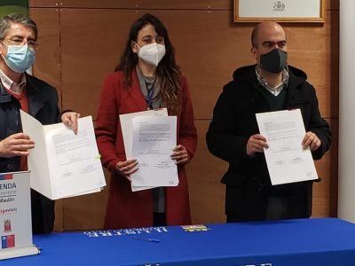 SENDA Y MUNICIPALIDAD DE MAULLÍN CONCRETARON IMPORTANTES ACUERDOS EN MATERIA DE PREVENCIÓN