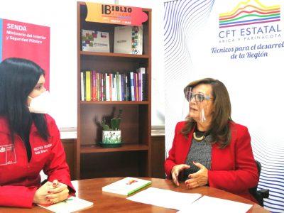 SENDA Arica y Parinacota lanza ciclo de Biblio Cápsulas