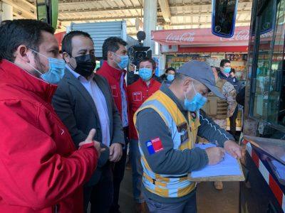 Plan #18SEGURO: MTT y SENDA refuerzan controles a buses interurbanos por Fiestas Patrias
