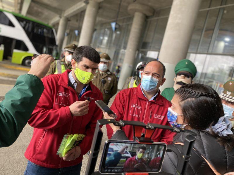 SENDA Los Ríos y autoridades de la región presentan campaña #ElÚltimoCarrete
