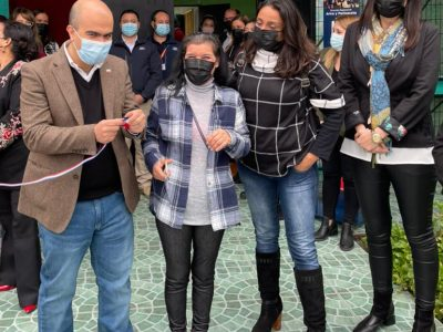 Director Nacional de SENDA inauguró nuevo Centro de Tratamiento para mujeres en Arica