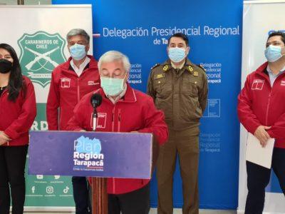 SENDA Tarapacá y Carabineros desarrollan 871 controles Tolerancia Cero durante Fiestas Patrias