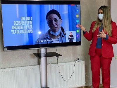 SENDA y CORESET REALIZA LANZAMIENTO DE CAMPAÑA DE SEGURIDAD VIAL 2021 #ELÚLTIMOCARRETE