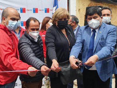 Director Nacional de SENDA inaugura Oficina de Orientación Sociolaboral para personas en proceso de recuperación durante visita a la Región de Tarapacá
